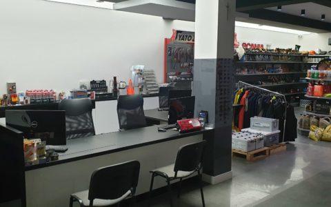 Sala sprzedaży
